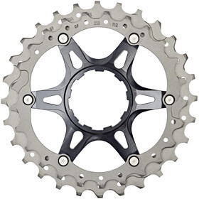 Shimano Gradation CS-R9100 - Cassette - für 12-28 dents argent